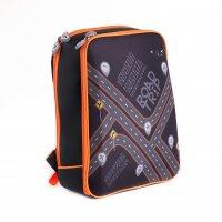"""Рюкзак каркасний шкільний """"Road trip"""", Zibi"""