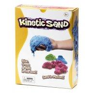 Кінетичний пісок 2,27кг три кольори - червоний, блакитний, зелений, Waba Fun
