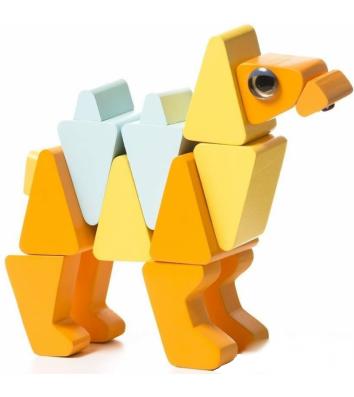 Іграшка розвиваюча Верблюд-акробат, Cubika
