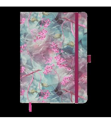 Ежедневник датированный A5 2021 Cherie розовый, Buromax