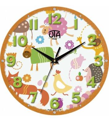 Годинник настінний MiNi M07, Uta