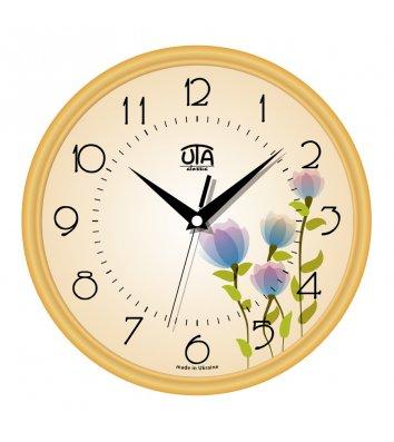 Годинник настінний Сlassic 01G14, Uta