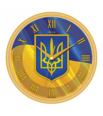 Годинник настінний Сlassic 01G18, Uta