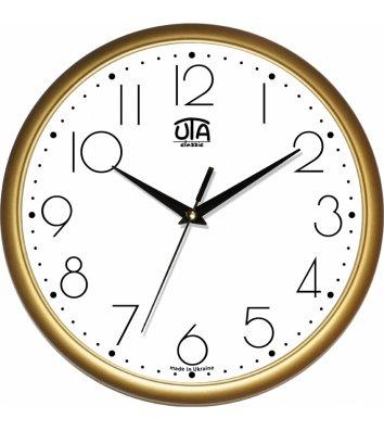 Годинник настінний Сlassic 01G75, Uta