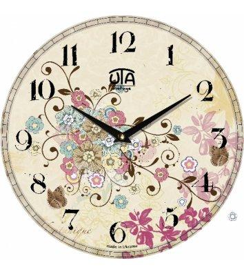 Годинник настінний 037VP Vintage, Uta