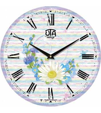 Годинник настінний 047VP Vintage, Uta