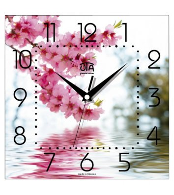 Часы настенные, Uta Panorama FL010