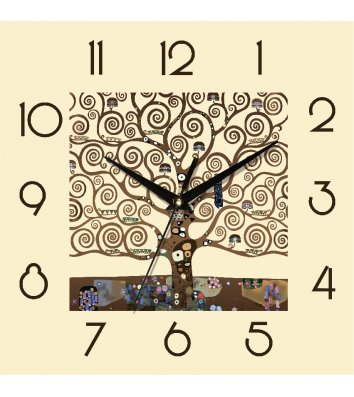 Часы настенные, Uta Panorama P001