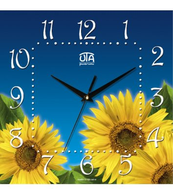 Часы настенные, Uta Panorama UA021