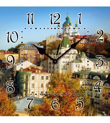 Годинник настінний, Uta Panorama UA007