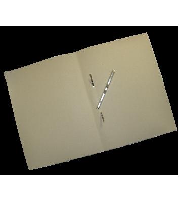 """Папка-швидкозшивач А4 паперова """"Справа"""" 350г/м2, Buromax"""
