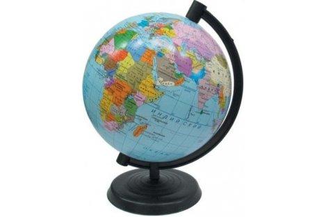 Глобус d26см Політичний без підсвічування