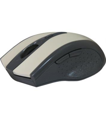 Миша комп'ютерна бездротова сіра, Defender Accura MM-665 Wireless