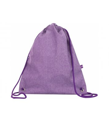 Сумка для взуття фіолетова CFS, Cool for School