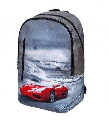 """Рюкзак молодіжний """"Simple Car"""", Zibi"""