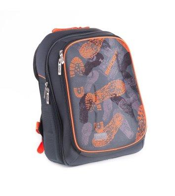 """Рюкзак каркасний шкільний """"Koffer Sport"""", Zibi"""