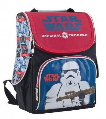 """Рюкзак каркасний шкільний """"Star Wars"""", 1 Вересня"""