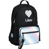 """Рюкзак каркасный школьный """"Frozen"""", 1 Вересня"""