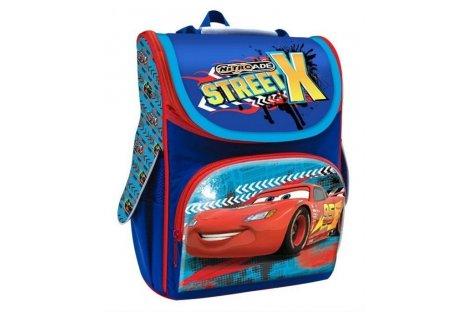 """Рюкзак каркасний шкільний """"Cars"""", 1 Вересня"""