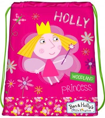 Сумка для обуви Ben&Holly розовая, Перо