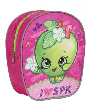 """Рюкзак дошкільний """"Яблуко, Shopkins"""", Перо"""