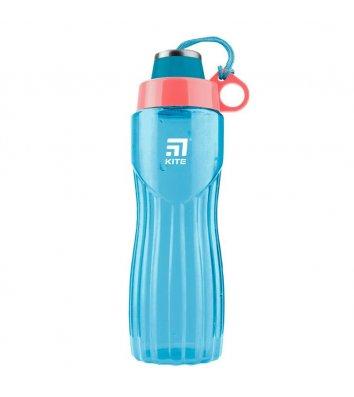 Бутылочка для воды 800 мл бирюзовая, Kite