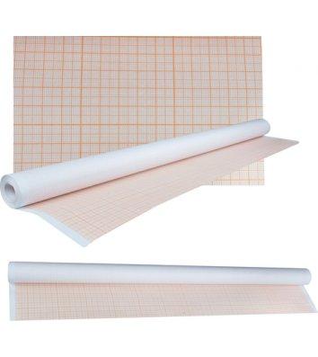 Бумага масштабно-координатная 640мм*40м в рулоне