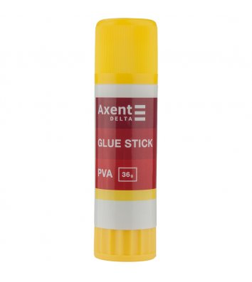 Клей-олівець 36г PVA, Axent