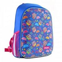 Рюкзак каркасний шкільний Owls party, 1 Вересня