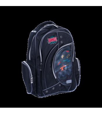 "Рюкзак шкільний ""Basic Monster Truck"", Zibi"