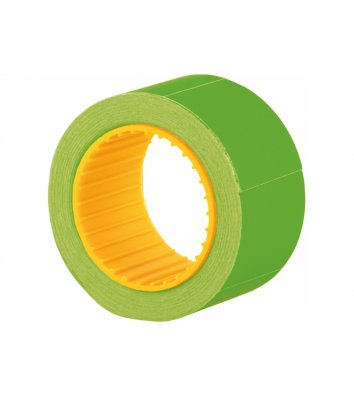Этикетки-ценники 30*40мм 150шт зеленые, Economix