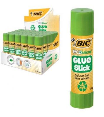 """Клей-олівець  8г """"Ecolutions"""", Bic"""