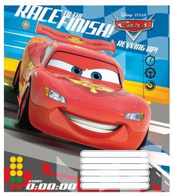 Тетрадь 12 листов линия, обложка для мальчиков в ассортименте