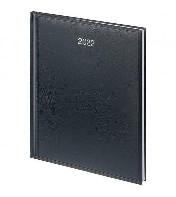 Щотижневик А4 2022 Бюро Miradur  чорний, Brunnen
