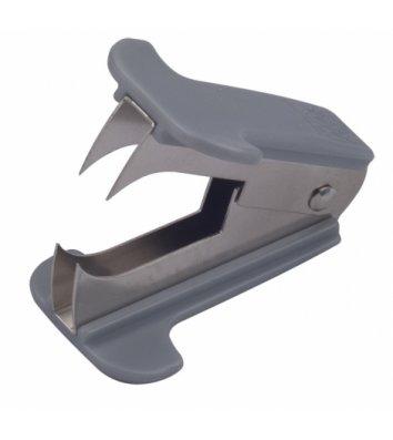 Антистеплер для скоб, колір корпусу сірий, Buromax