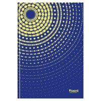 "Книга канцелярська А4 96арк клітинка тверда обкладинка ""Sun"" синя, Axent"