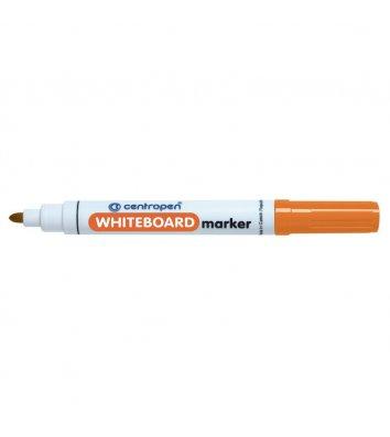 Маркер для досок 8559 цвет чернил оранжевый 2,5 мм, Centropen