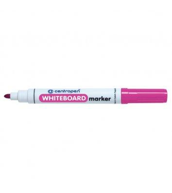 Маркер для досок 8559 цвет чернил розовый 2,5 мм, Centropen