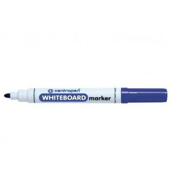 Маркер для дошок 8559 колір чорнил синій 2,5 мм, Centropen