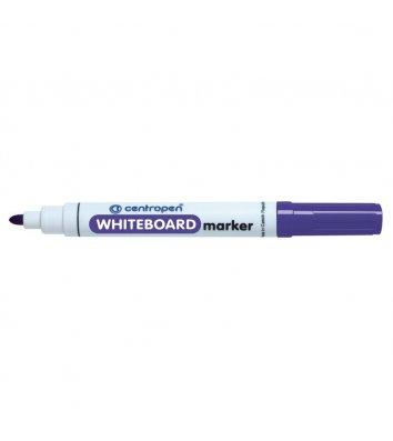 Маркер для досок 8559 цвет чернил фиолетовый 2,5 мм, Centropen