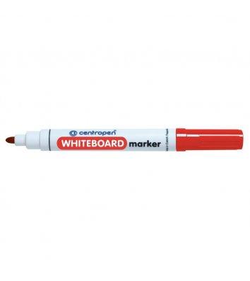 Маркер для дошок 8559 колір чорнил червоний 2,5 мм, Centropen