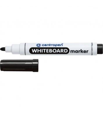 Маркер для дошок 8559 колір чорнил чорний 2,5 мм, Centropen