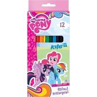 """Олівці кольорові 12шт """"Little Pony"""", Kite"""