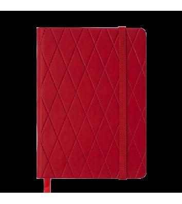Щоденник датований А6 2019 Castello червоний, Buromax