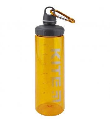 Бутылочка для воды 750 мл оранжевая, Kite