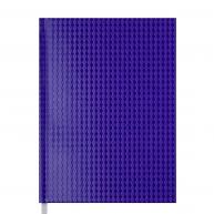 Щоденник датований А5 2019 Diamante фіолетовий, Buromax