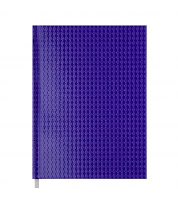 Щоденник датований A5 2018 Diamante фіолетовий, Buromax