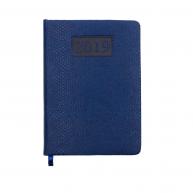 Щоденник датований А6 2019 Amazonia синій, Buromax