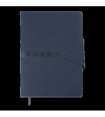 Щоденник датований A5 2020 Altrium синій, Buromax