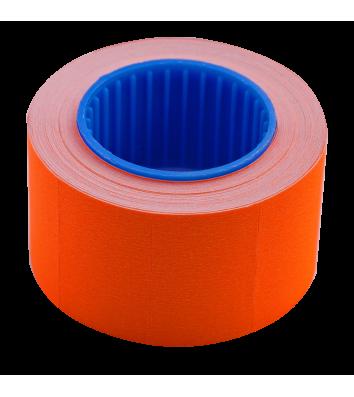 Етикетки-цінники 26*16мм 375шт помаранчеві, Buromax